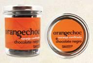 Foto de Confitura de naranja con chocolate negro