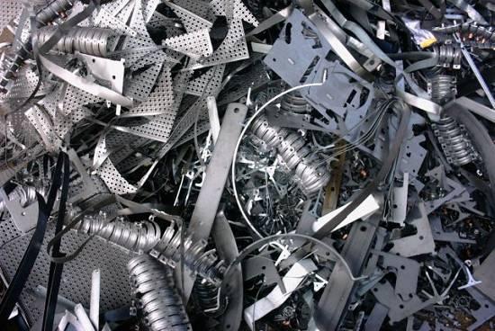 Foto de Gestión integral de residuos del acero