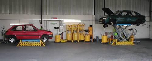 Foto de Equipos de descontaminación de gran capacidad