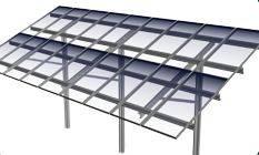 Foto de Sistemas de montaje para huertas solares