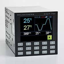 Foto de Unidad de control para tratamiento térmico