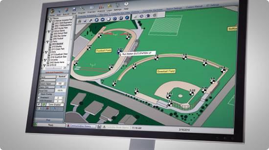 Foto de Software de irrigación