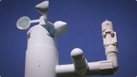 Foto de Mini estaciones meteorologicas