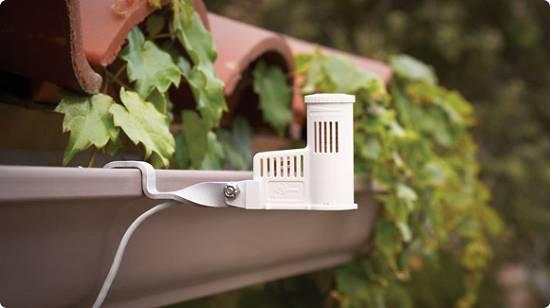 Foto de Sensores de lluvia