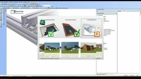 Foto de Software para el dimensionamiento de sistemas de montaje solar