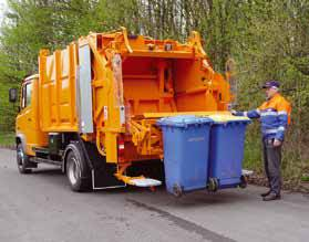 Foto de Recolectores de basura