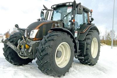 Foto de Tractores de tercera generación