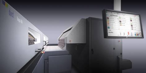 Foto de Impresoras textiles