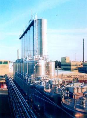 Foto de Sistemas de transporte neumático, mecánico y de dosificación