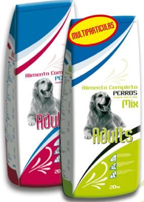 Foto de Alimentos completos para perros adultos