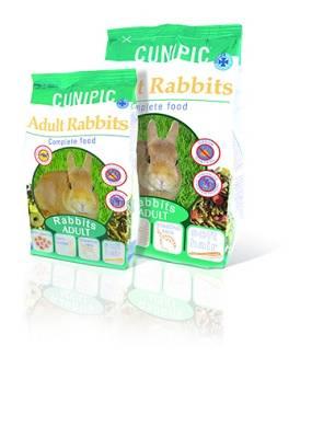 Foto de Alimentos para conejos adultos