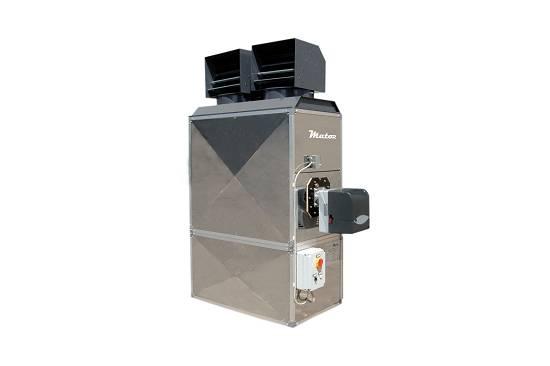 Foto de Generadores de calor para grandes volúmenes