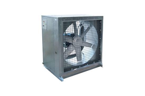 Foto de Cajas de ventilación insonorizadas