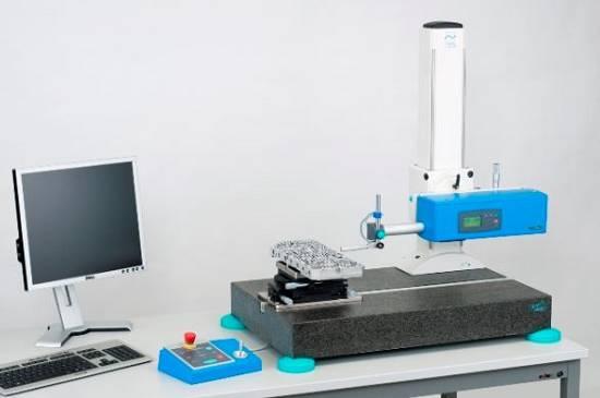 Foto de Estaciones de medición de rugosidad CNC