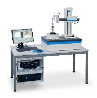 Foto de Instrumentos de medición automática de forma, posición y rugosidad