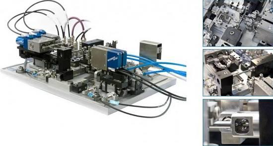 Foto de Sistemas de medición dimensional con corrección CNC