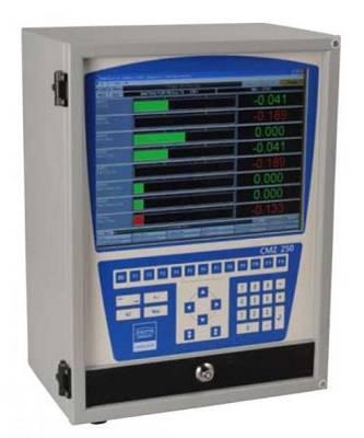 Foto de Centrales industriales de medición de control dimensional