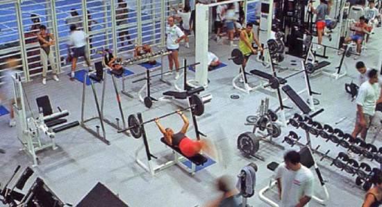 Foto de Pavimentos para gimnasios