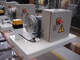 Foto de Maquinarias electromecánicas