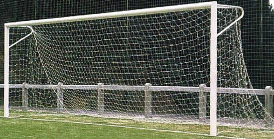 Foto de porterías de fútbol 11
