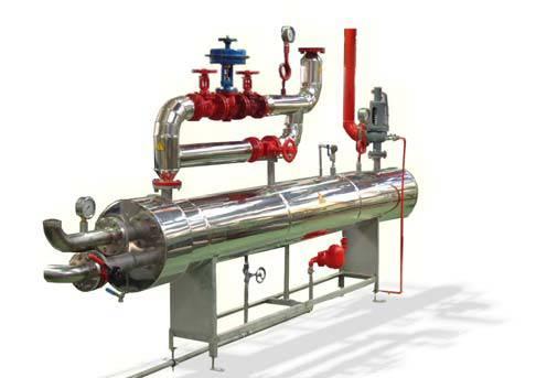 Foto de Intercambiadores de calor de placas y haz tubular