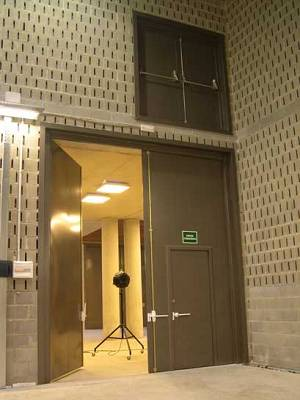 Foto de Puertas acústicas