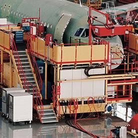 Foto de Software para la producción de aviones