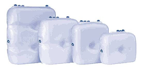 Foto de Depósitos para almacenaje de gasoil
