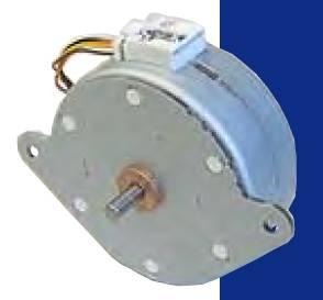 Foto de Motores para control industrial de precisión