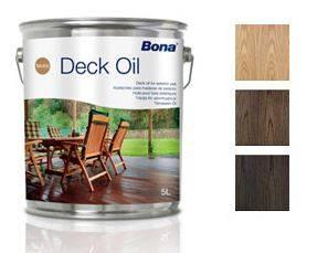 Foto de Aceites para madera en exteriores
