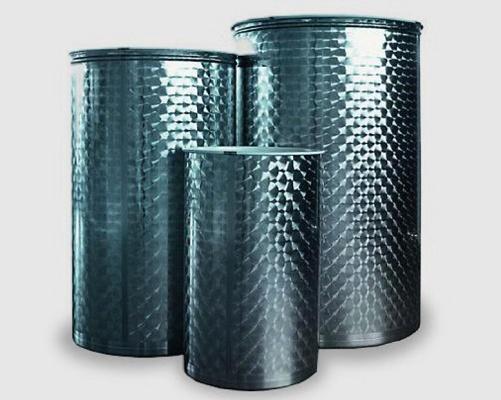 Foto de Depósitos para almacenamiento de aceite de oliva