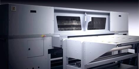Foto de Impresoras UV estándar Inkjet industrial