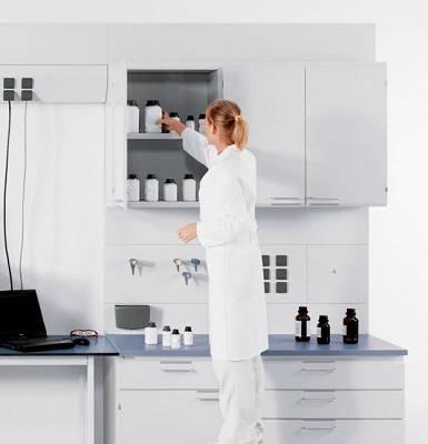 Accesorios para muebles de laboratorio Köttermann ...