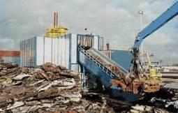 Foto de Recicladores de metales
