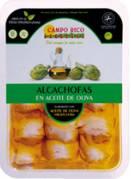 Foto de Alcachofas en aceite de oliva