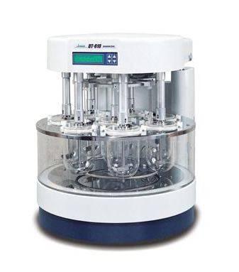 Foto de Baños test disolución automáticos