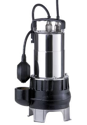 Foto de Bombas de motor sumergibles de aguas residuales