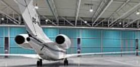 Foto de Puertas para hangares