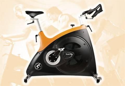 Foto de Bicicletas estáticas de body bike
