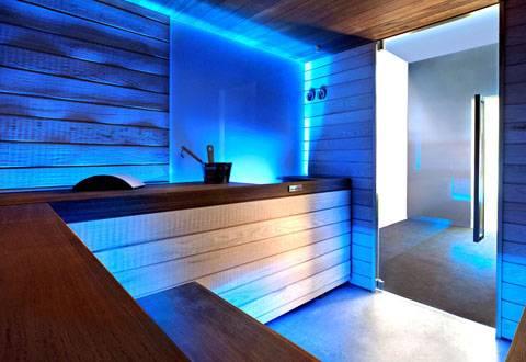 Saunas de madera sweet sauna pro construcci n - Construccion de saunas ...