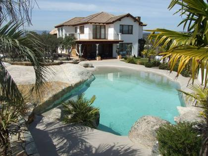 Piscina de arena natursand chalets piscinas spas y Piscinas de arena baratas