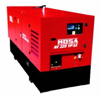Foto de Alquileres de generadores eléctricos fijos