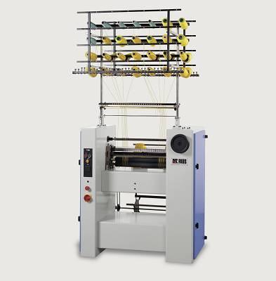 Foto de Máquina de crochet para la producción de cordones tipo Chainette