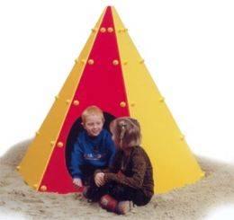 Casetas infantiles galvan caseta de indios equipamiento - Casetas para ninos ...
