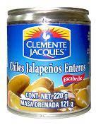 Foto de Chiles jalapeños enteros