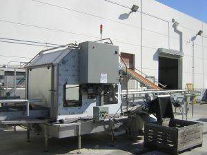 Foto de Lavadores de palets de alta presión