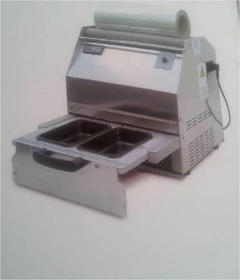 Foto de Máquina de sellado de bandejas