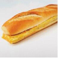 Foto de Baguette de tortilla de patatas