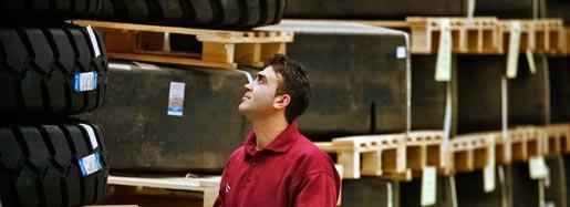 Foto de Logística de neumáticos