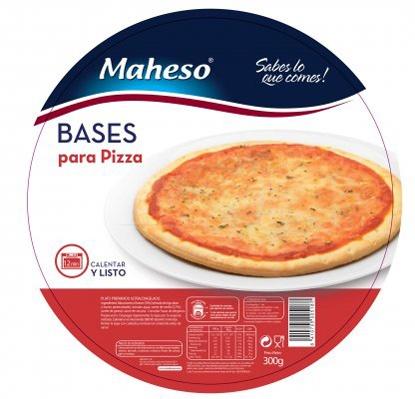 Foto de Bases para pizza